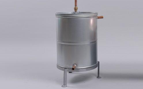 Hűtő  DES 30 és 34 literes pálinkafőzőhöz