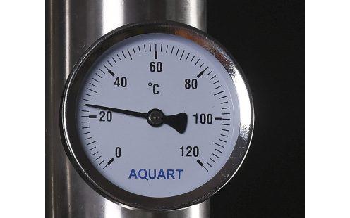 Analóg hőmérő egylépcsős véghűtőhöz
