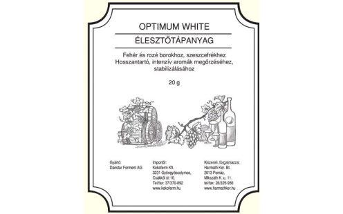 Optimum white