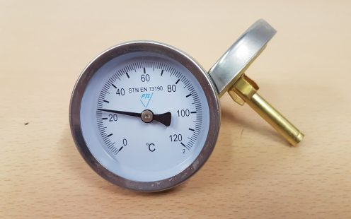 Analóg hőmérő pálinkafőzőhöz- PTL