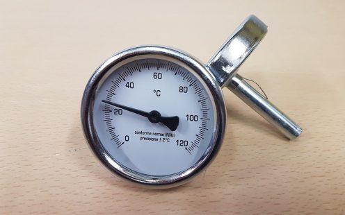 Analóg hőmérő pálinkafőzőhöz- INAIL