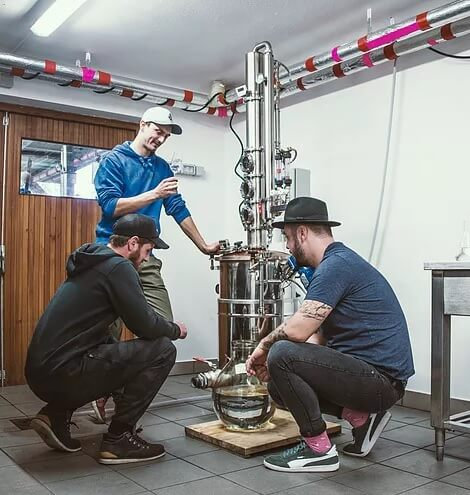 Karakter Distillery - Bohinjska Bistrita, SLO