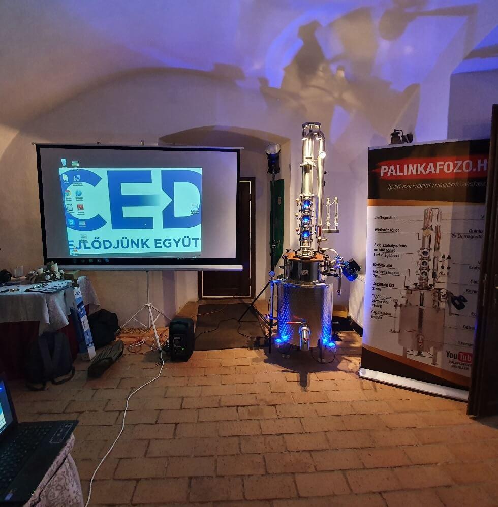 CED konferencia 2019, Nagyvárad