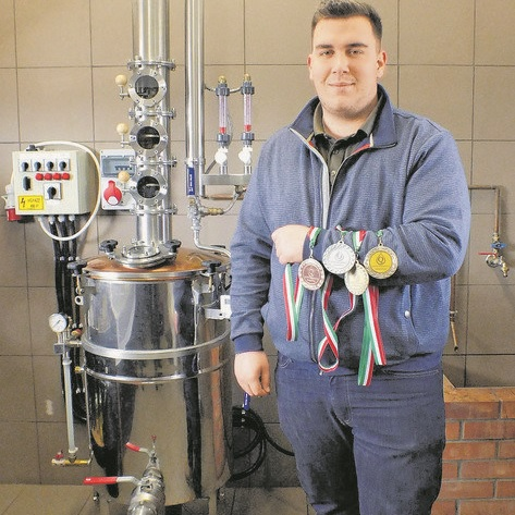 Szöllősi Kristóf: A fiatal srác, aki elsőre championt főzött