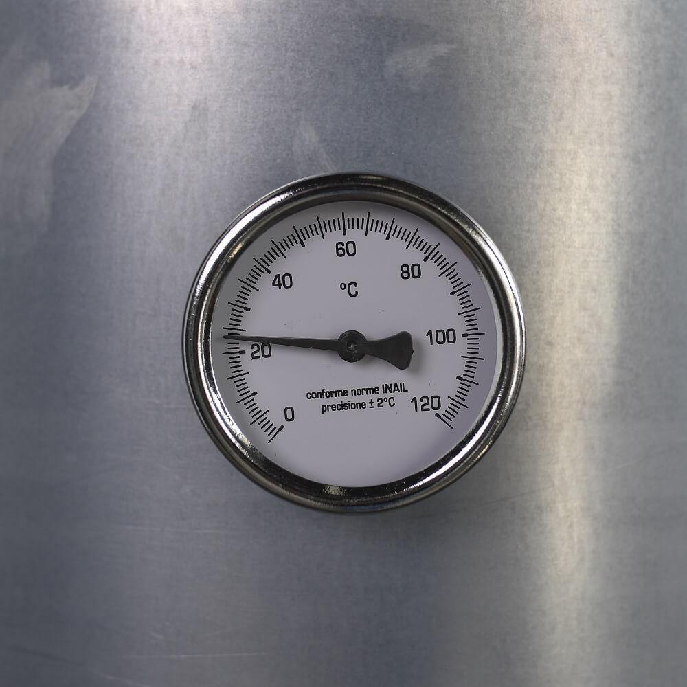 Hűtővíz hőmérő