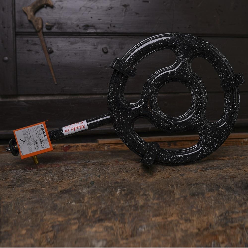 10 kW gázzsámoly 60 literes pálinkafőzőhöz (OPCIONÁLIS)