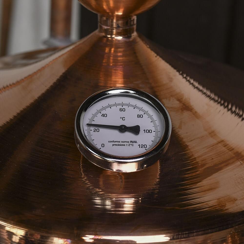 Kupolahőmérő