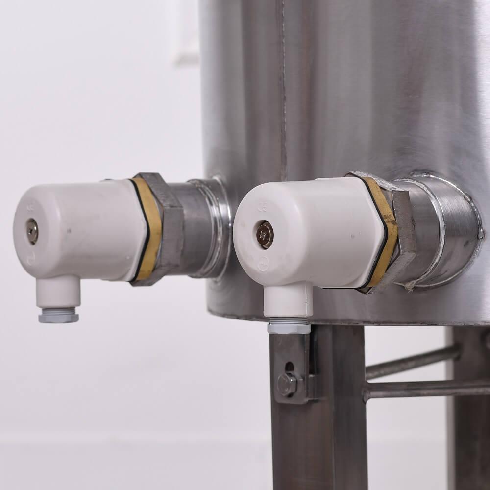 Elektromos fűtőszálak, 9 és 12 kW teljesítémnnyel választható - elektromos fűtési mód esetén